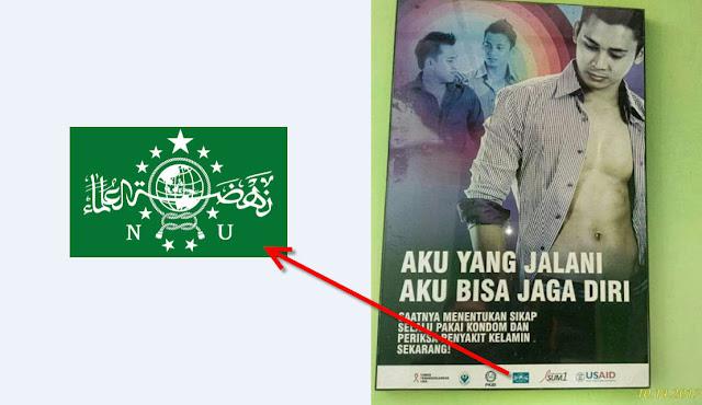 Logo NU Jadi Sponsor Iklan LGBT, PBNU: Itu Melecehkan