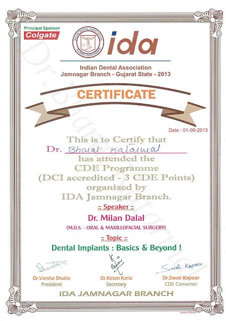 Dental Implants Basics and Beyond by Dr Milan Dalal