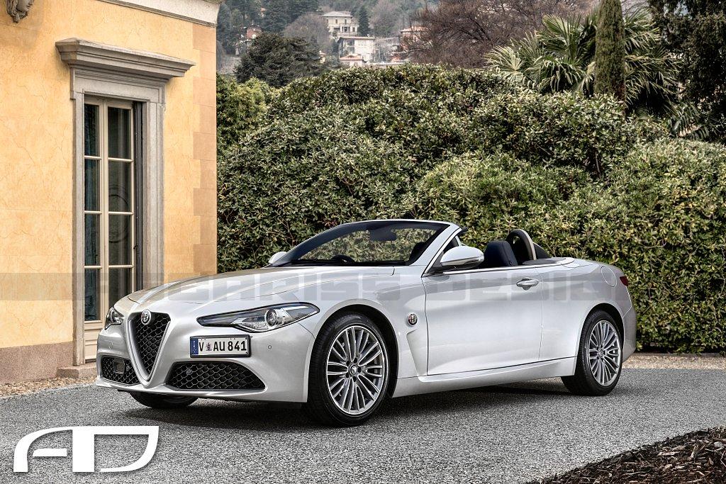 Alfa Romeo GT Successor