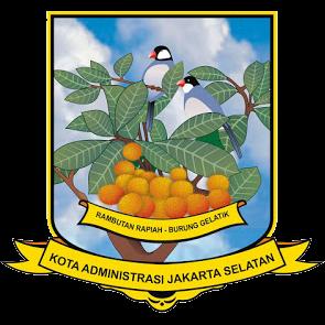 Logo Lambang Jakarta Selatan