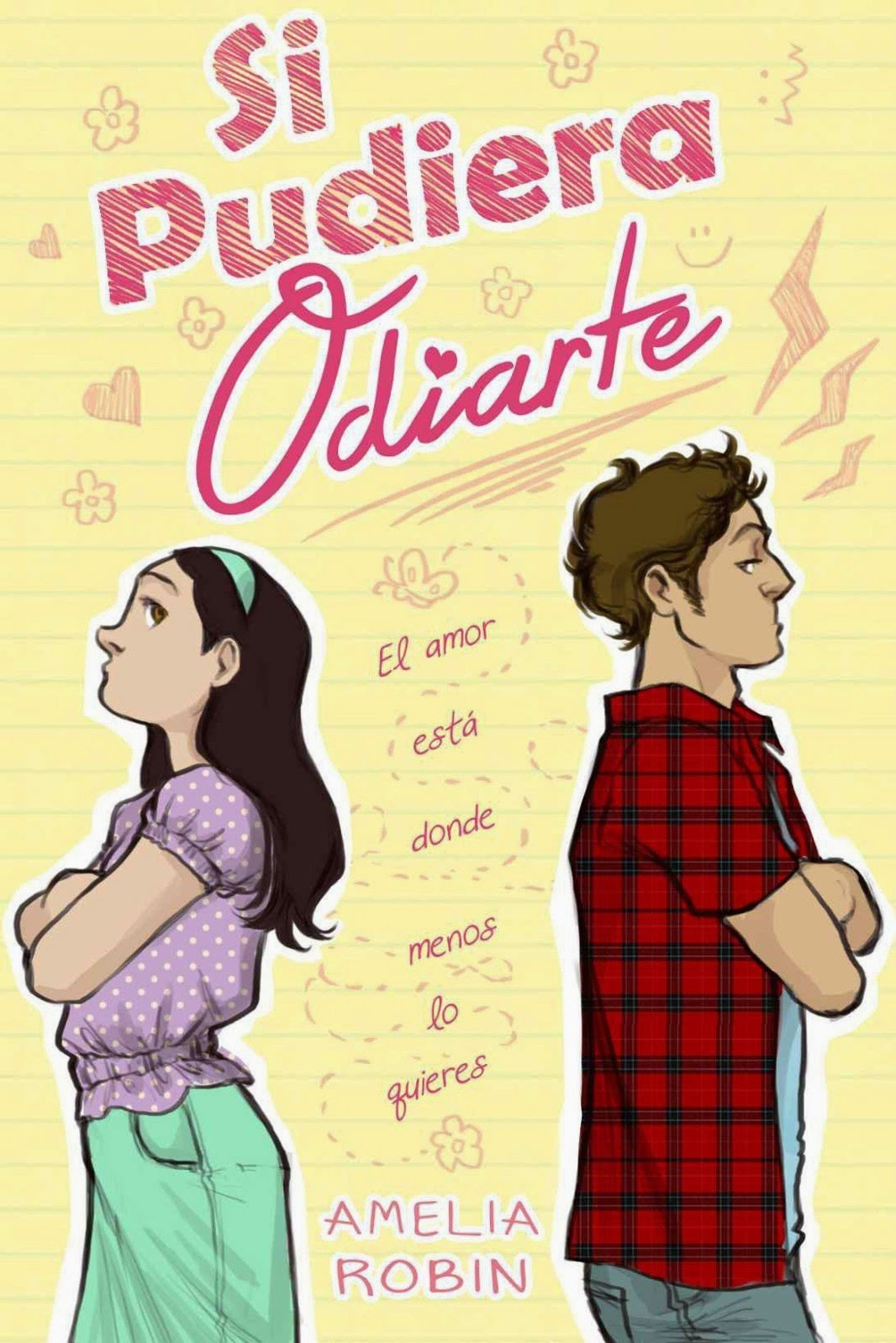 Vainilla Con Sal: Si Pudiera Odiarte (2014) ... Comedia ... @tataya.com.mx