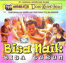 Warkop DKI: Bisa Naik Bisa Turun 1992 WEBRip