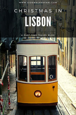 Christmas in Lisbon Portugal