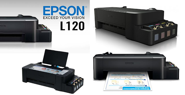 Jenis Printer Epson L120, Harga Printer Epson L120, Driver Epson L120