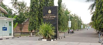 Universitas Mercu Buana Yogyakarta – Daftar Fakultas dan Program Studi serta Kerjasama Universitas