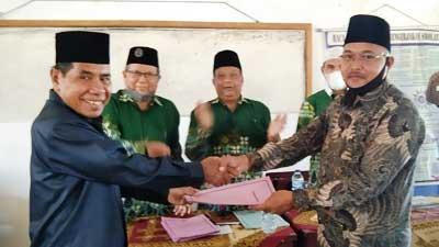 sertijab Kepala MIM Tamiang Ujuang Gading