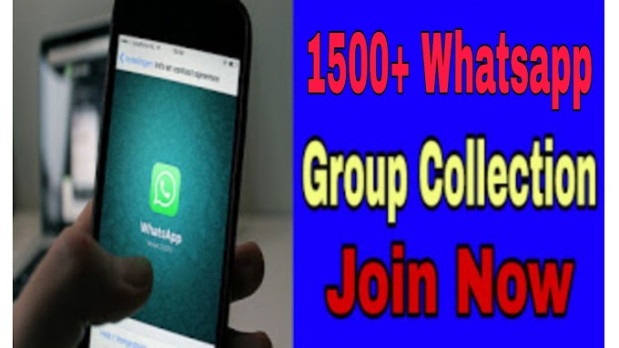 Latest WhatsApp Group Link 2021: (1500+ WhatsApp Group)