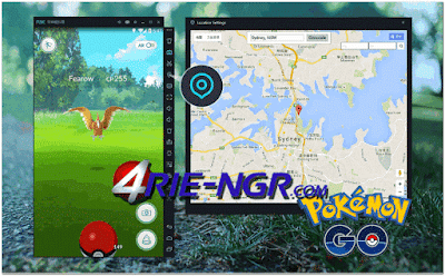 Pokemon Go PC - Nox App Player Terbaru
