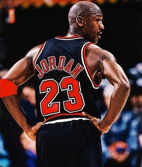 Richest Basketball Players - Micheal Jordan