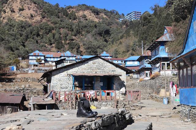 Ghorepani Village, Poonhill