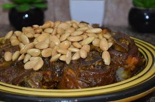 """taroudantpress  """"ديوان المائدة"""" ـ 5 ـ .. """"المروزية"""" أكلة موسمية تزين المطبخ المغربي   تارودانت بريس"""