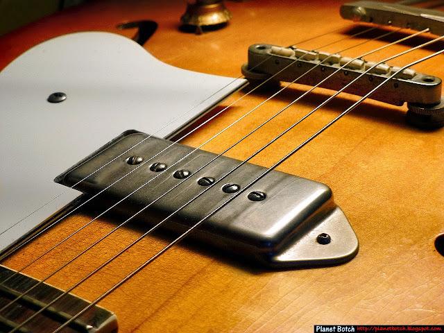 Vintage Gibson P90 guitar pickup