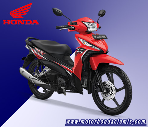 Mau Kredit Motor Honda Revo Ciamis