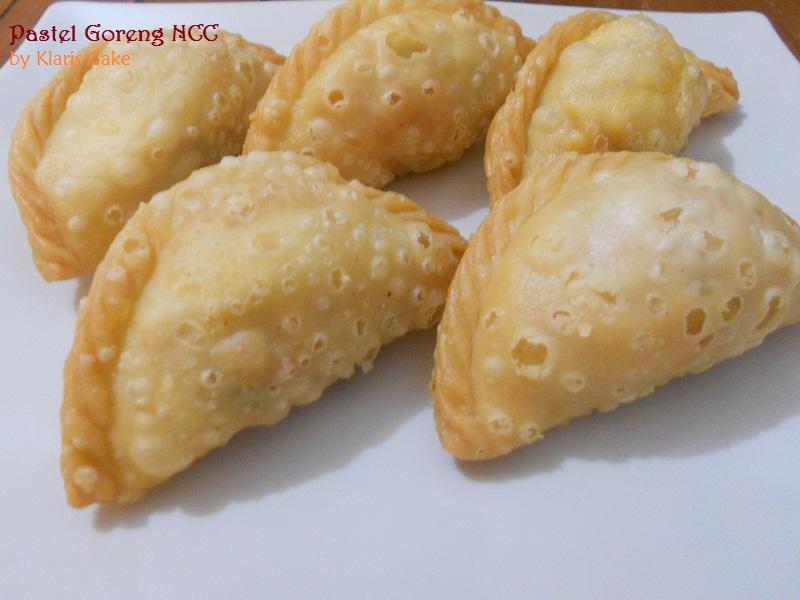 Resep Cake Pisang Ncc Fatmah Bahalwan: Made With Love: Pastel Goreng