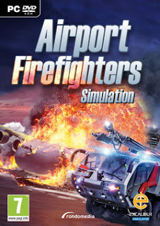Download Airport Firefighters The Simulation PC Game