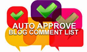 Free Auto Approve Blog List