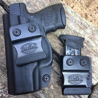 pps m2 holster, pps m2 iwn holster, inside the waistband holster, magazine carrier, walther pps m2 mag carrier, dara holsters, walther pps m2