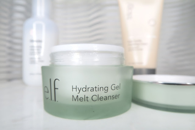 Elf Hydrating Gel Melt Cleanser Review