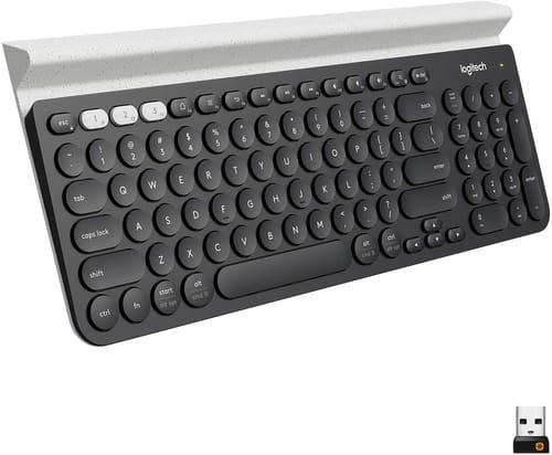 Review Logitech K780 Multi-Device Wireless Keyboard