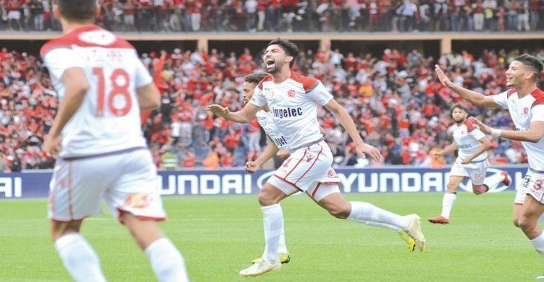 الوداد يتوّج رسميا بطلا للبطولة المغربية