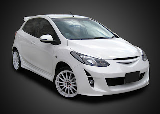 Where are the Japanese hot hatches these days? I'd love a MAZDASPEED2.