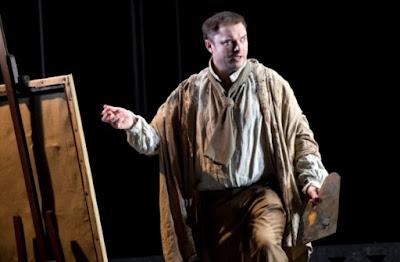Puccini: Tosca - Alexander James Edwards - English Touring Opera (photo Richard Hubert Smith)