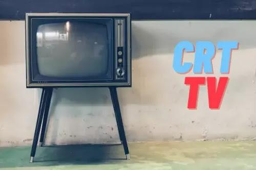 convert CRT TV to a smart TV