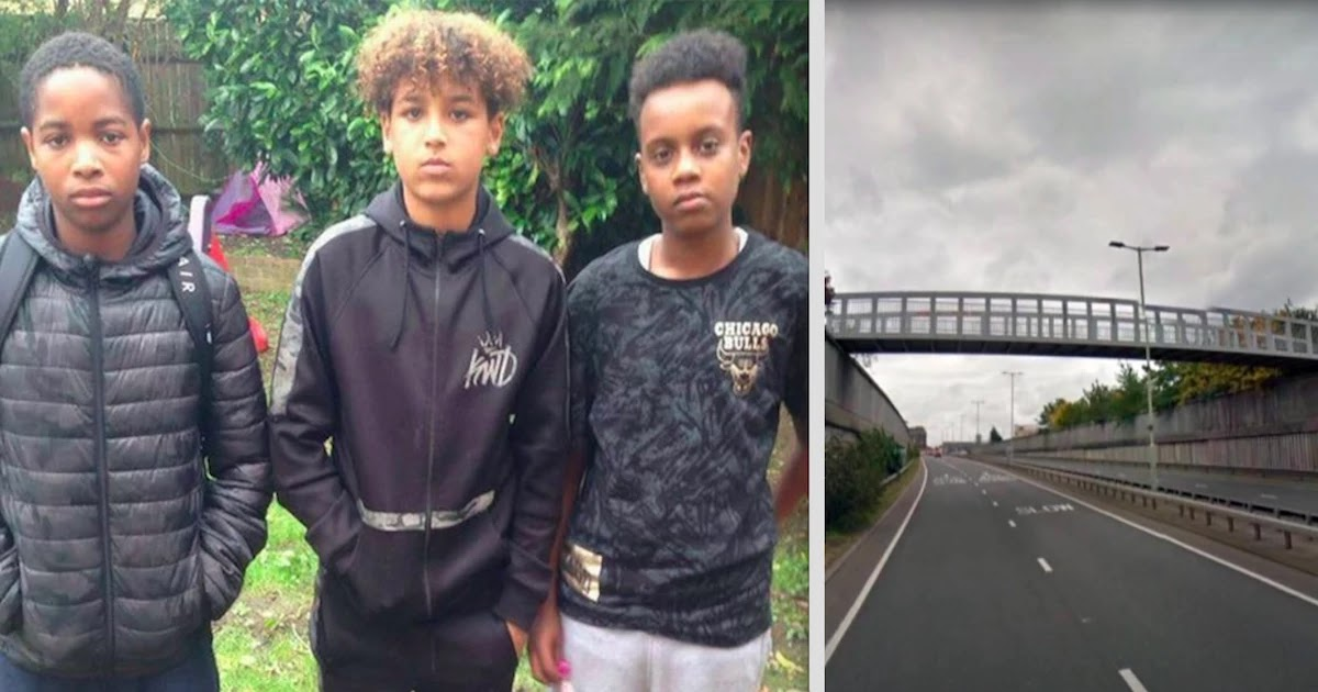 Three Teenage Boys In England Save Man From Jumping Off A Bridge