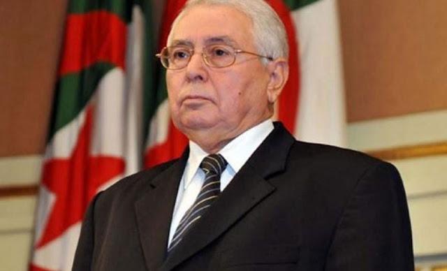 عبد القادر بن صالح Abdelkader Bensalah