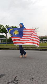 Wake up Malaysia, Kibar Jalur Gemilang, Bendera Malaysia, Patriotik,