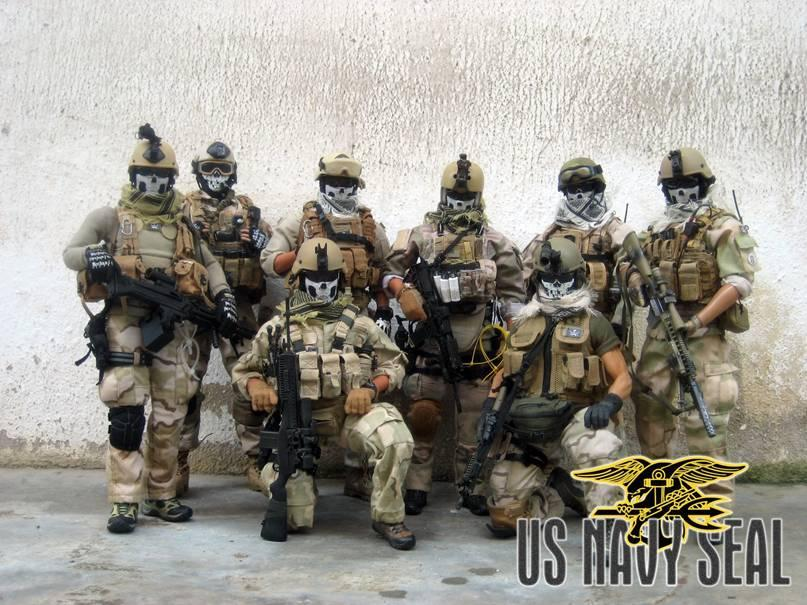 navy seal team in - photo #1