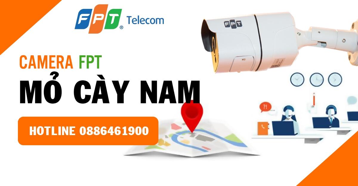 Bảng giá lắp đặt Camera ở Mỏ Cày Nam - [FPT Camera]