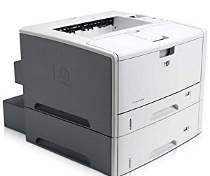 HP LaserJet 5200 | Máy in Laser A3 cũ | Máy in bản vẽ siêu nét | Mua máy in A3 tốt giá rẻ 1