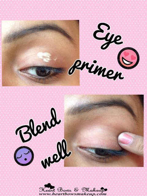 easy eyemakeup for parties step by step tutorial