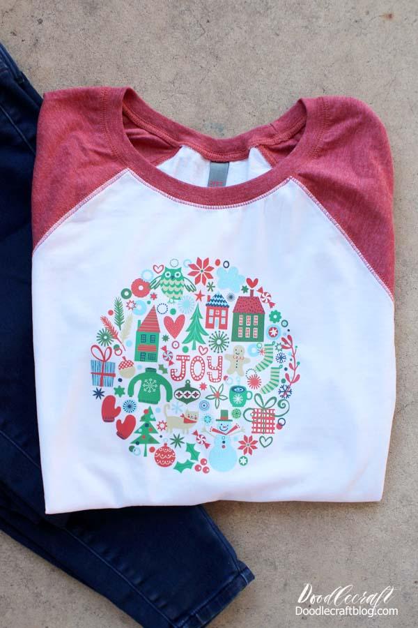 Custom Designed Minifigure Girl with I Love My Mum T-Shirt V2 red heart