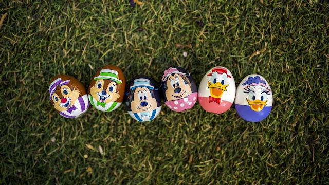 Eggstravaganza 2021 at Disneyland Resort, Downtown Disney District
