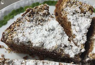Ciasto czekoladowe z pestek dyni