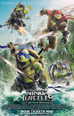 Teenage Mutant Ninja Turtles 2 : Out of the Shadows
