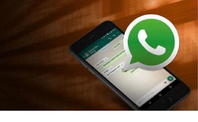 WhatsApp Web Tidak Dibuka Karena di Ponsel Mari