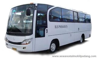 Sewa Bus Pariwisata Padang