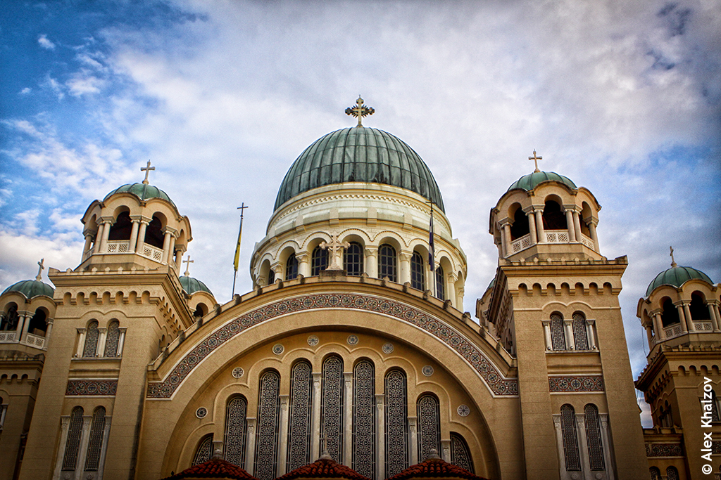 Собор Андрея Первозванного в Патрах