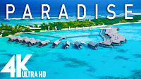 4K Video - PARADISE ISLAND - Relaxing music along with beautiful nature videos ( 4k Ultra HD )