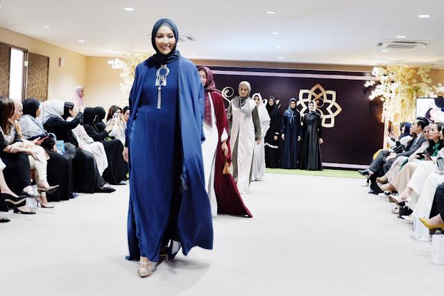grand launching syana muslim wear by viena mutia