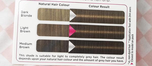 Laura Jade Blogs Schwarzkopf Color Mask Hair Dye In 600 Light