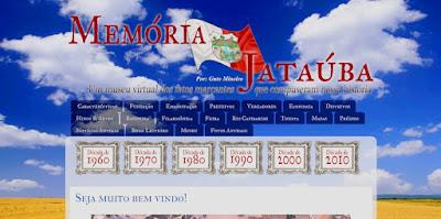 MEMÓRIA JATAÚBA: