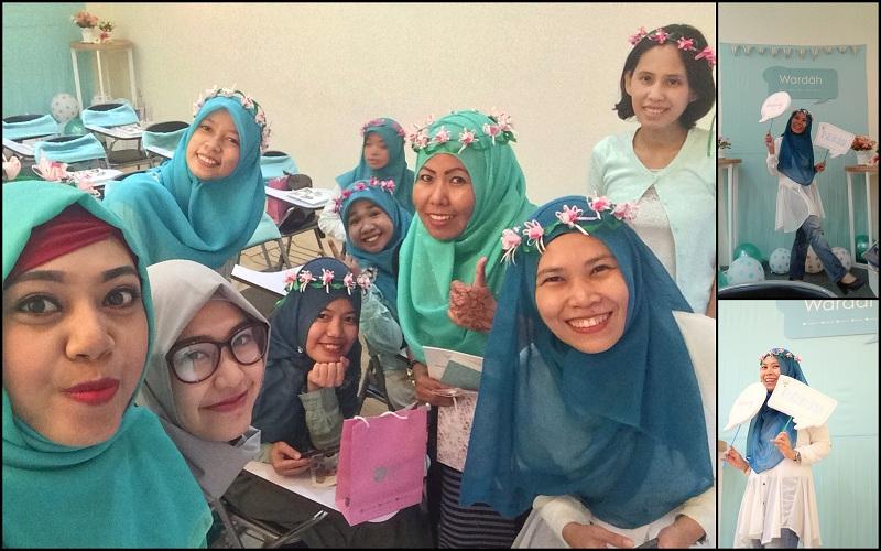 Wardah Beauty Class