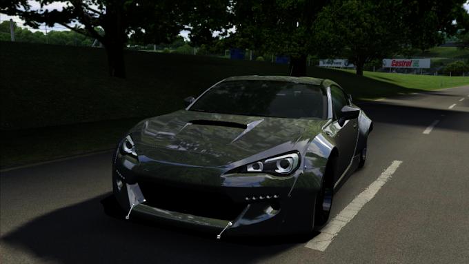 LFS Modları - Subaru BRZ Rocket Bunny Yaması İndir