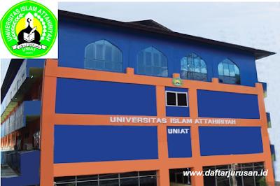 Daftar Fakultas dan Program Studi UNIAT Universitas Islam Attahiriyah Jakarta