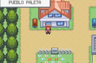 Pokemon Kanto Adventures GBA Completo en Español Pueblo Paleta