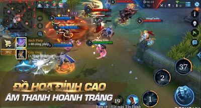 Tải game liên quân mobile của garena 2016